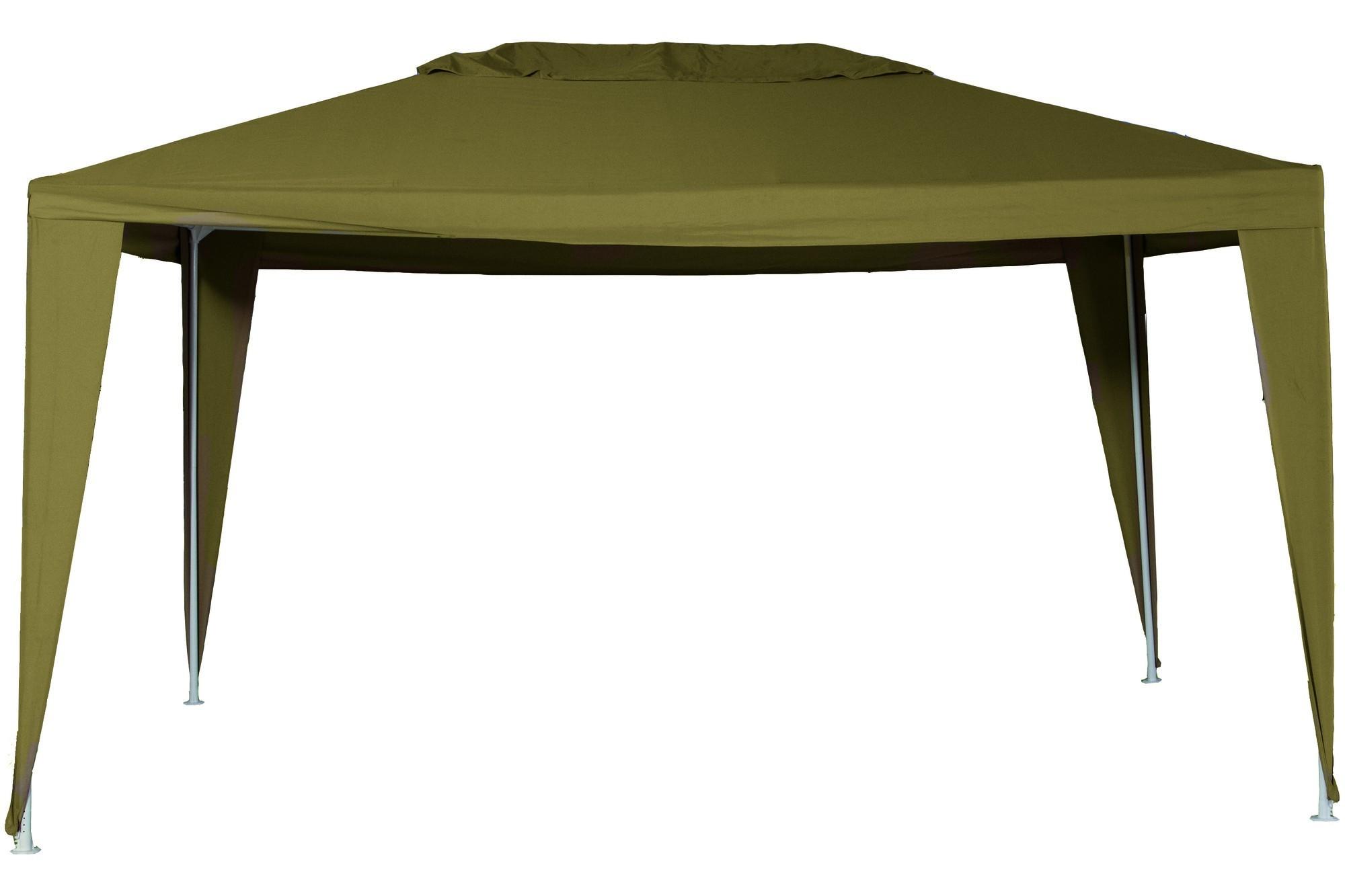 esprit paviljoen 2x3 m taupe garden impressions. Black Bedroom Furniture Sets. Home Design Ideas