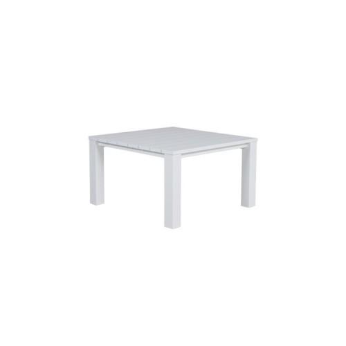 Cube Lounge Dining Tisch Kompletter Aluminium 120x120 Gartentisch