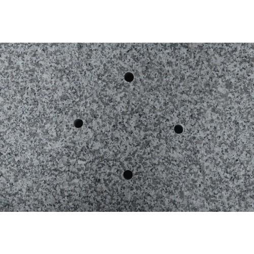 Hawaii Granitstõnder 90 kg nature grey - Schirmständer ...